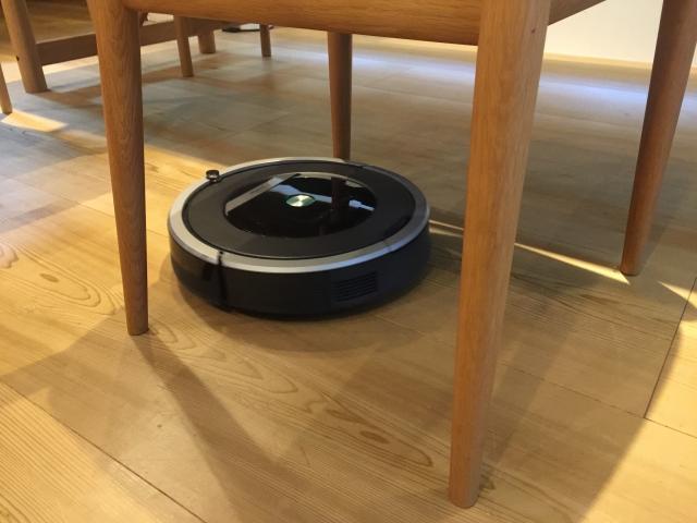 新三種の神器の1つであるお掃除ロボット